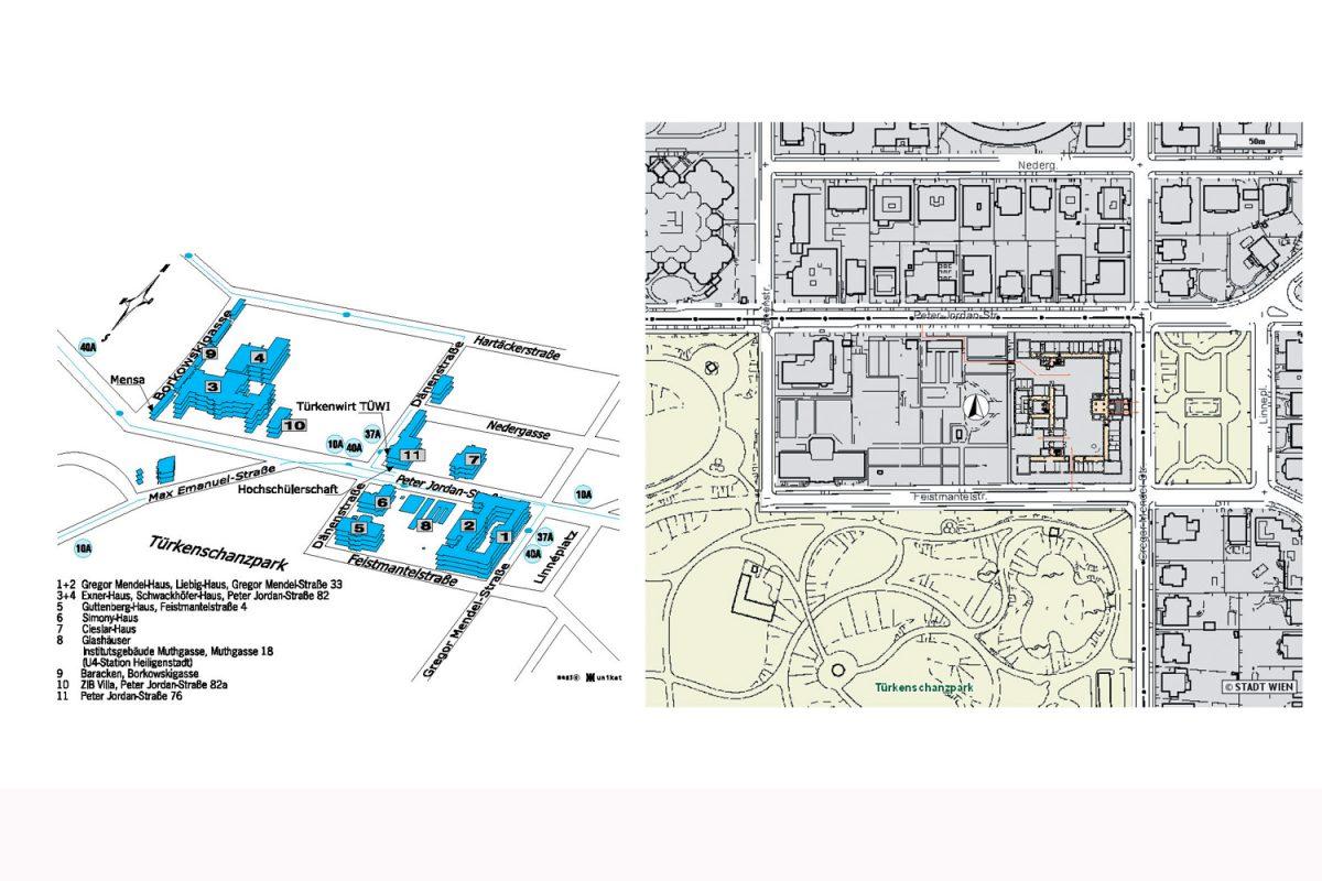 TPA-BOKU-Hörsaalzentrum_Lageplan