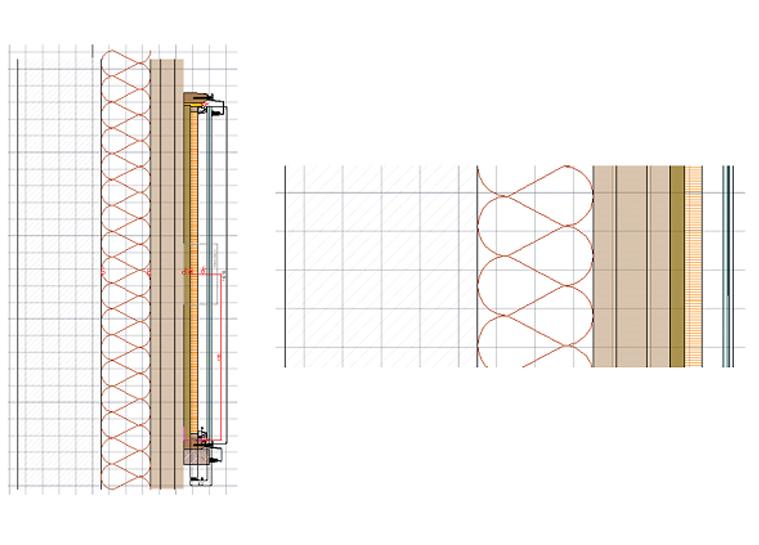 Prinzipieller Aufbau der Messsonden der Musteranlage