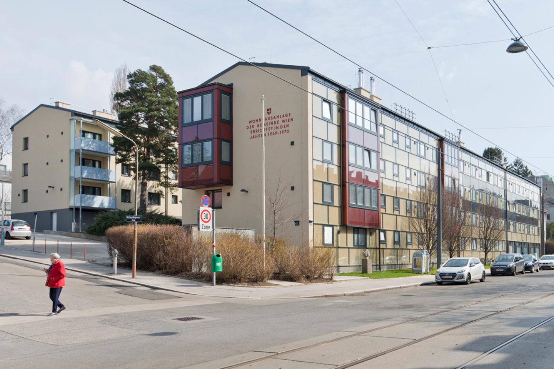 Hütteldorfer Straße Stadterneuerungspreis