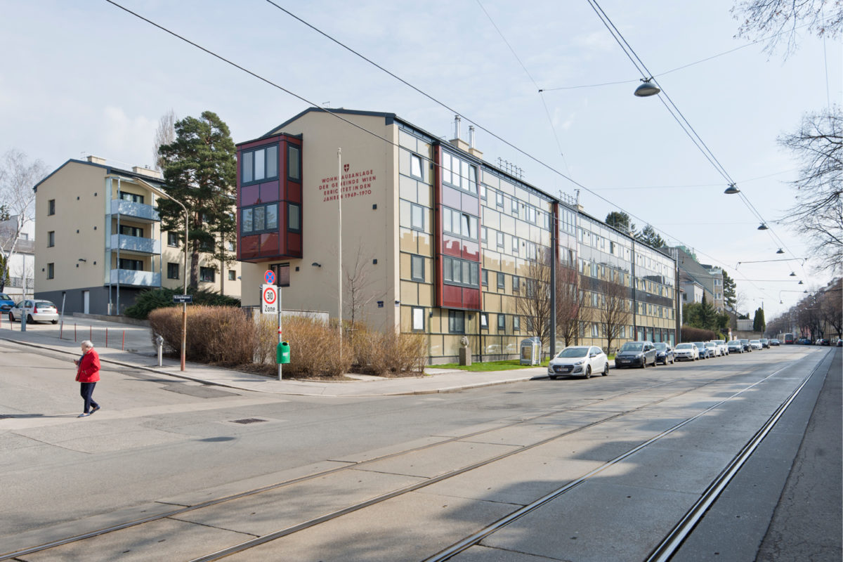 00 Treberspurg Architekten Passivhaus Hütteldorfer Straße Wien