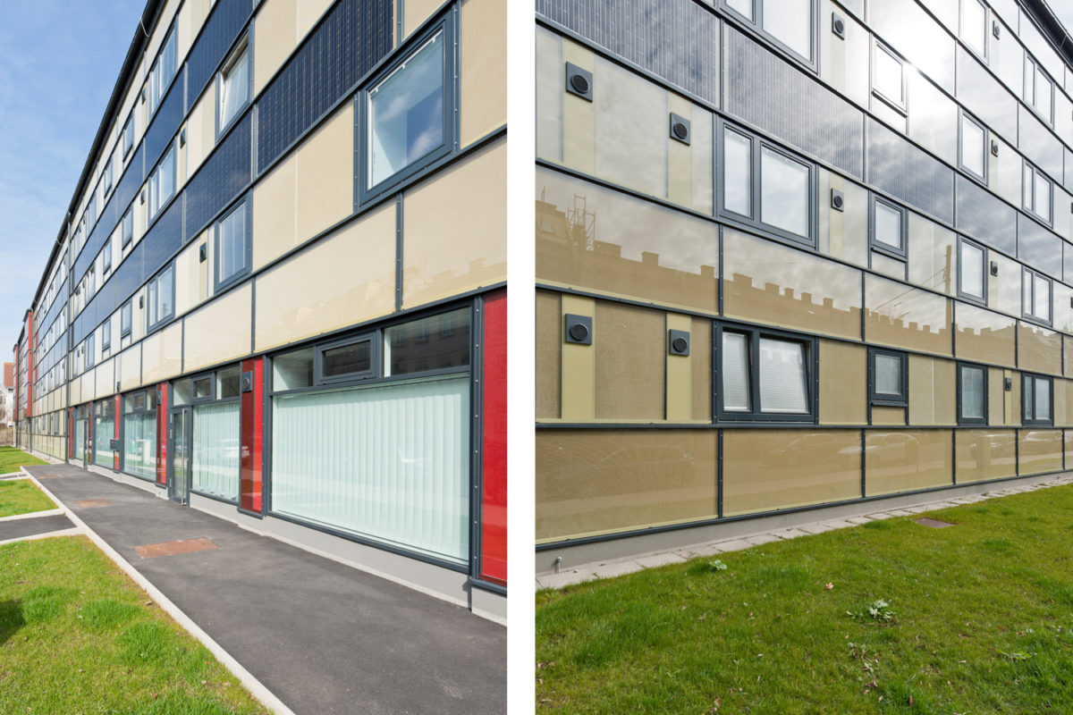 05 Treberspurg Architekten Passivhaus Hütteldorfer Straße Wien