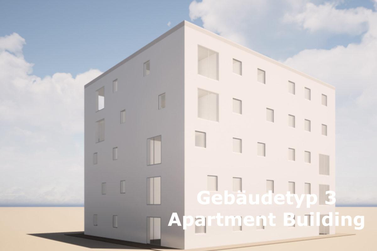 Gebäudetyp 3 Wohnhaus