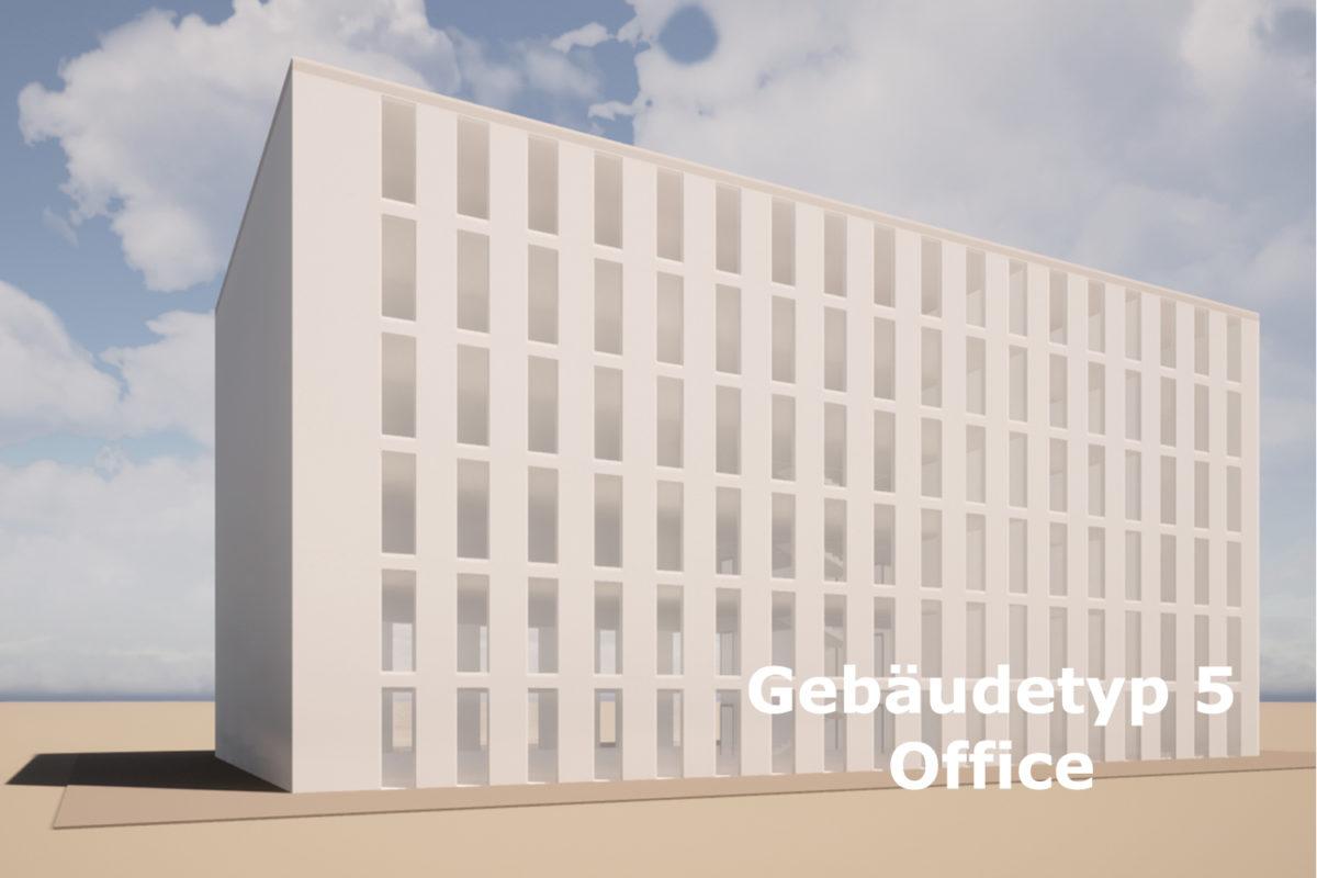 Gebäudetyp 5 Office