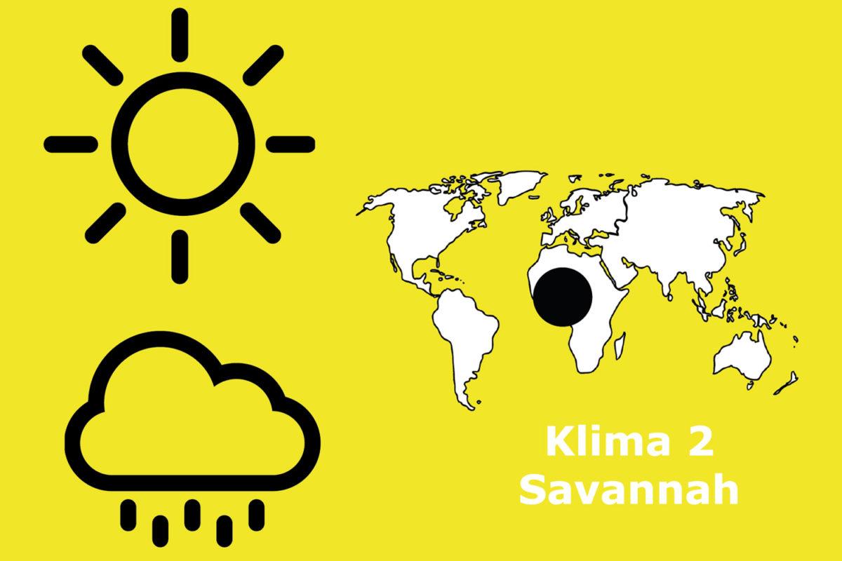 Klimazone 2 Savannah