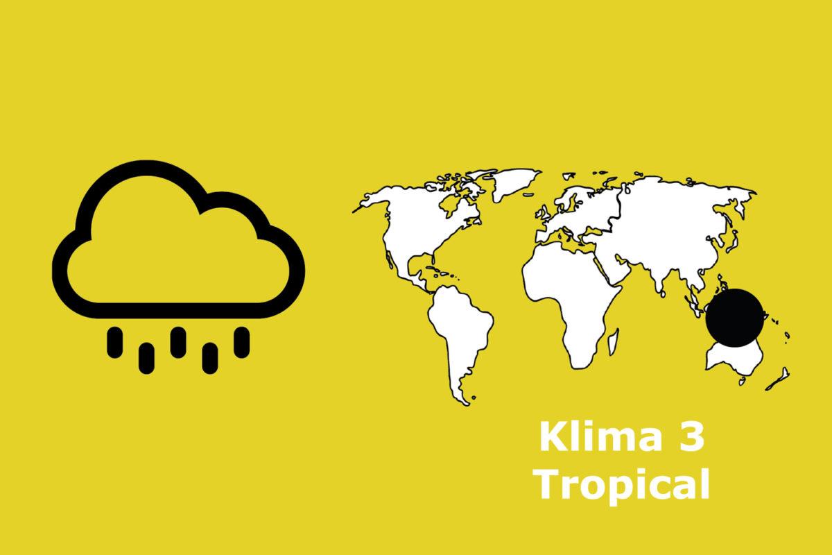 Klimazone 3 Tropical